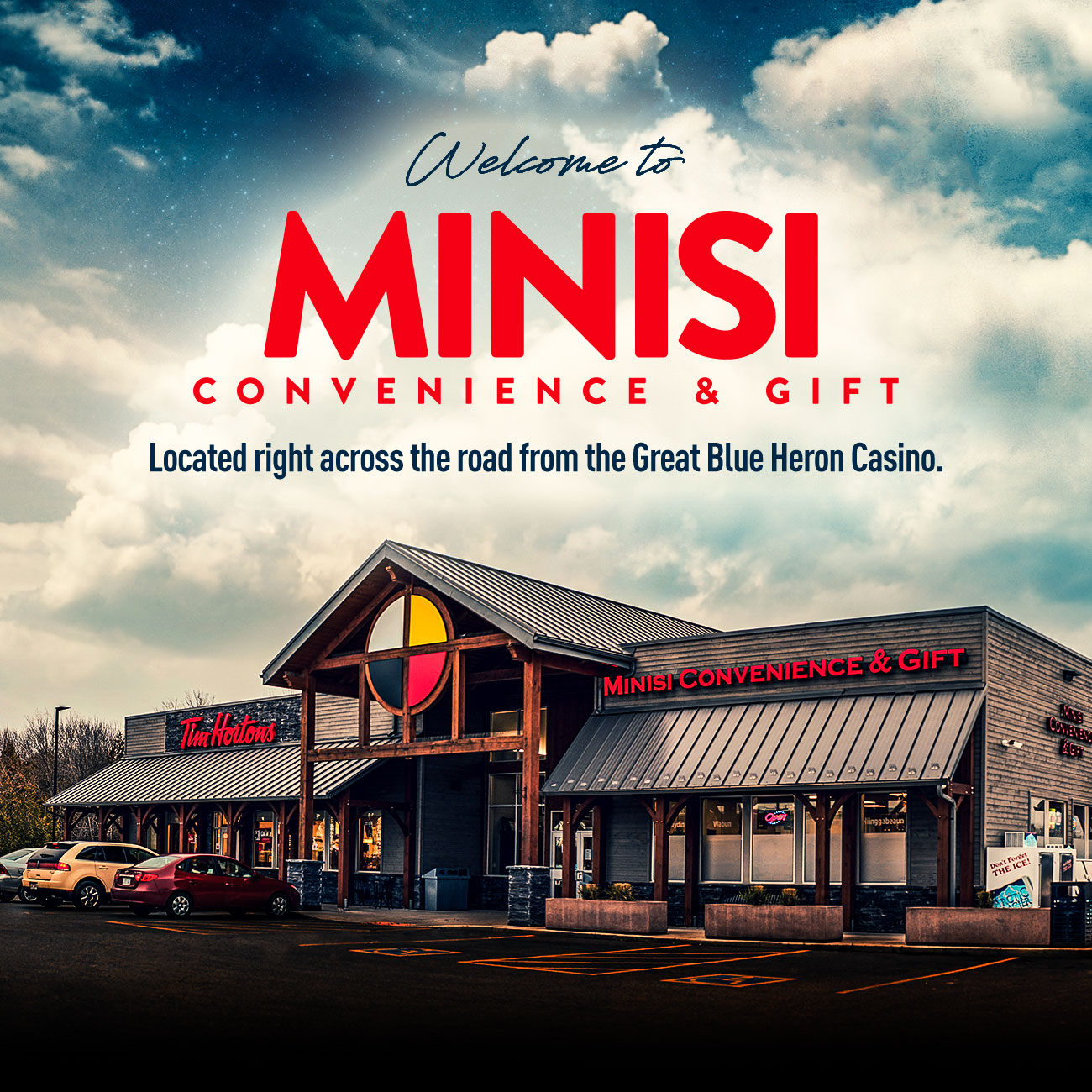 Welcome to Minisi Convenience & Gift
